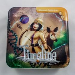 Timeline Sciences et Explorations