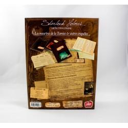 Sherlock Holmes - Les meurtres de la Tamise