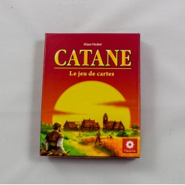Catane - Le jeu de cartes