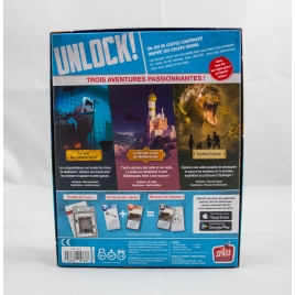 Unlock - Exotic Adventures