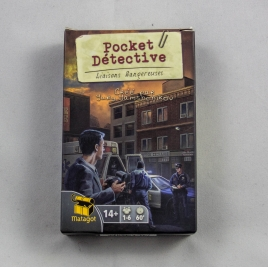 Pocket Détective - Liaisons dangereuses